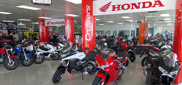 Image result for Honda Scooter showroom